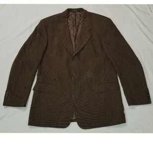 NWOT Hugo Boss Poseidon 3 button wool Jacket 44R